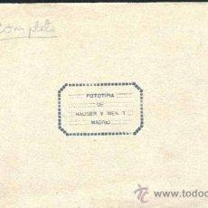 Postales: ÁLBUM COMPLETO DE 20 POSTALES DE ALGECIRAS (CÁDIZ)-. LE FALTA LA CARÁTULA DELANTERA. Lote 33728446
