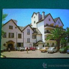 Postales: POSTAL DE RONDA Nº 73 HOTEL REINA VICTORIA . Lote 33808788