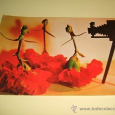 Postales: SEVILLA VIII SALON DE LA FOTOGRAFIA OCTUBRE DE 1968. Lote 33945507