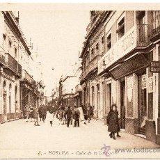 Postales: HUELVA, CALLE DE LA CONCEPCION, ROISIN. Lote 34088367