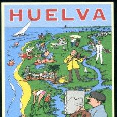 Postales: POSTAL - HUELVA. Lote 34147527