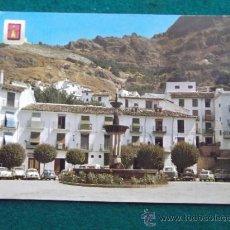 Postais: JAEN-V7-NO ESCRITA-Nº17-CAZORLA-PLAZA DE LOS MARTIRES. Lote 34148304