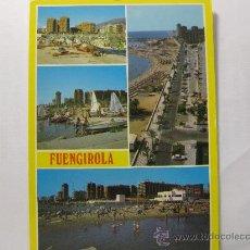 Postales: COSTA DEL SOL,FUENGIROLA,, CIRCULADA T1903. Lote 34208886