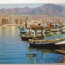 Postales: COSTA DEL SOL,FUENGIROLA,PUERTO, CIRCULADA T1906. Lote 34208889