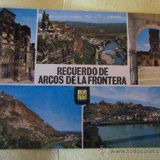 Postales: ARCOS DE LA FRONTERA. Lote 34242309