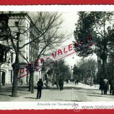 Postkarten - POSTAL JAEN, AVENIDA DEL GENERALISIMO, P73005 - 34298544