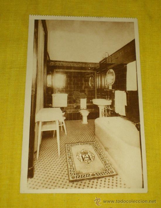 sevilla. hotel alfonso xiii. un cuarto de baño - Kaufen Alte ...