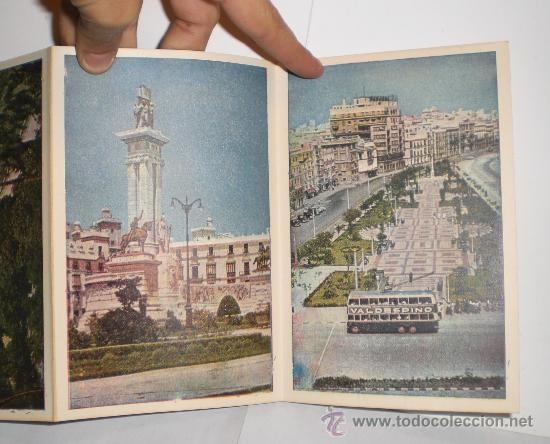 Postales: ANTIGUO LIBRO DE POSTALES DE CADIZ (CONTIENE 6 POSTALES) - Foto 4 - 34474154
