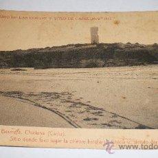 Postales: ANTIGUA POSTAL DE CADIZ - TORRE BERMEJA, CHICLANA - NO CIRCULADA.. Lote 34649692