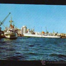 Postales: CADIZ - MUELLE DEL GENERALISIMO - ED.SICILIA N.697. Lote 34680235