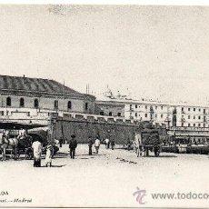 Postales: CADIZ, LA ENTRADA, HAUSER Y MENET, SIN CIRCULAR. Lote 34698034