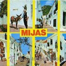 Postales: 1911. COSTA DEL SOL - MIJAS (MÁLAGA). ED. BV. Lote 34850032