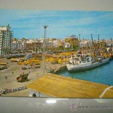 Postales: ANTIGUA TARJETA POSTAL DE CÁDIZ PUERTO . AÑO 1960-70S. Lote 34936329