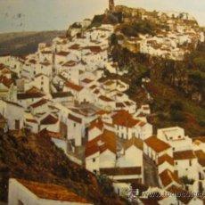 Postales: CASARES (COSTA DEL SOL), CIRCULADA, T3047. Lote 34955327