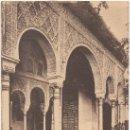 Postales: GRANADA.- GENERALIFE: GALERÍA EXTERIOR. (C.1930).. Lote 34975718