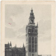 Postales: SEVILLA.- LA GIRALDA. (C.1930).. Lote 34999455