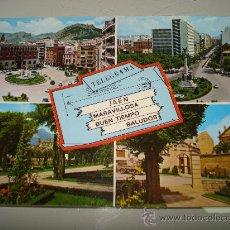 Postales: ANTIGUA TARJETA POSTAL DE JAÉN . AÑO 1960-70S. Lote 35367833