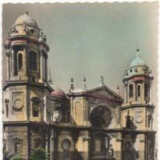 Postales: CÁDIZ.- CATEDRAL. FACHADA PRINCIPAL.. Lote 35108952