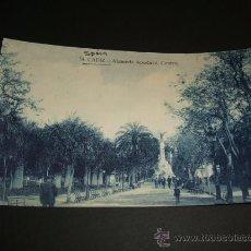 Postales: CADIZ ALAMEDA APODACA CENTRO. Lote 35213657