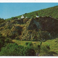 Postales: ALAJAR. GRUTAS DE LA PEÑA. LAPAS. FRANQUEADA. AÑO 1977.. Lote 35279155