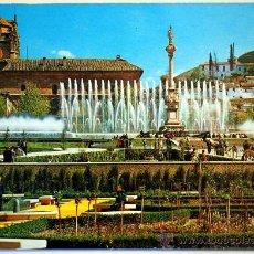 Postales: GRANADA. FUENTE MONUMENTAL DEL TRIUNFO.. Lote 35277148