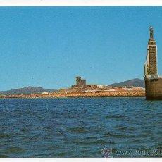 Postales: TARIFA. VISTA DESDE EL MAR. AÑO 1974.. Lote 35394760