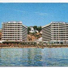 Postales: TORREMOLINOS. PLAYA DEL BAJONCILLO.. Lote 35395774