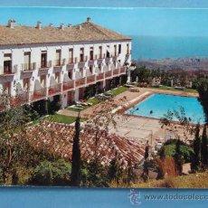 Postales: POSTAL DE MIJAS, MÁLAGA. AÑO 1974. HOTEL MIJAS. 1449. . Lote 35450587