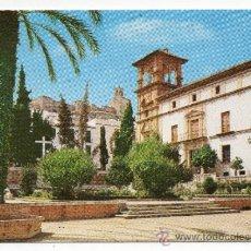 Postales: ANTEQUERA. MÁLAGA. PLAZA DE MUÑOZ GUERRERO.. Lote 35477348