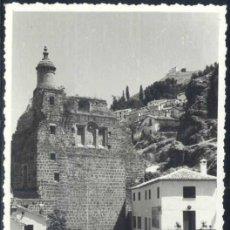 Postales: CAZORLA (JAÉN).- VISTAS- IMPRENTA Y PAPELERIA JUAN F. DE LA TORRE. Lote 35544888