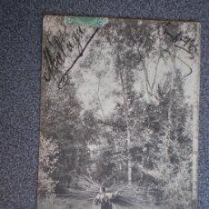 Postales: POSTAL AÑO 1905 CARGA PESADA COLECCIÓN CANOVAS. Lote 35584132