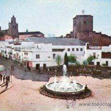 Postales: SEVILLA - UTRERA - PLAZA DE SANTA ANA - EXCLUSIVAS GRAFICAS VIVAS Nº 4. Lote 35888865