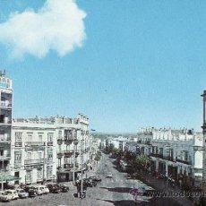 Cartoline: CADIZ - SAN FERNANDO - PLAZA DEL EJERCITO Y AVENIDA DE LA MARINA. Lote 35916589