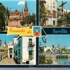 Postales: TARJETA POSTAL SEVILLA, 155, EDICIONES RO. Lote 35854542