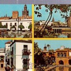 Postales: TARJETA POSTAL SEVILLA, 166, EDICIONES RO. Lote 35855593