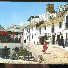 Postales: (09566) TORREMOLINOS - CUESTA DE BAJONDILLO 1966 - ARRIBAS Nº2084 - PEPSI COCA COLA. Lote 36005880