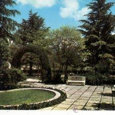 Postales: JAEN - VILLACARRILLO - RINCON DEL PARQUE. Lote 36023713