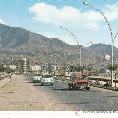 Postales: MALAGA - FUENGIROLA - PASEO MARITIMO - GARCIA GARRABELLA . Lote 36024453