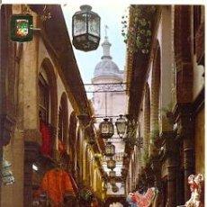 Postales: 7-ESP1773. POSTAL GRANDA. ALCAICERIA. MERCADO DE ARTESANIA. Lote 36231624