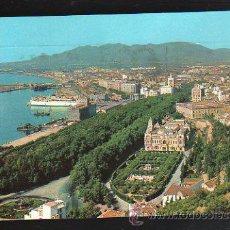 Postales: TARJETA POSTAL DE MALAGA - VISTA PARCIAL. 902. BEASCOA. Lote 36236536