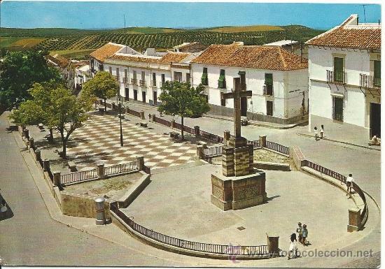 Bujalance.-cordoba.-monumento a los caidos y pl - Vendido en Venta Directa  - 36289478