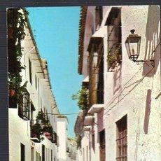 Cartes Postales: TARJETA POSTAL DE CORDOBA - PRIEGO DE CORDOBA.VILLA. CALLE TIPICA. 3. Lote 36346999