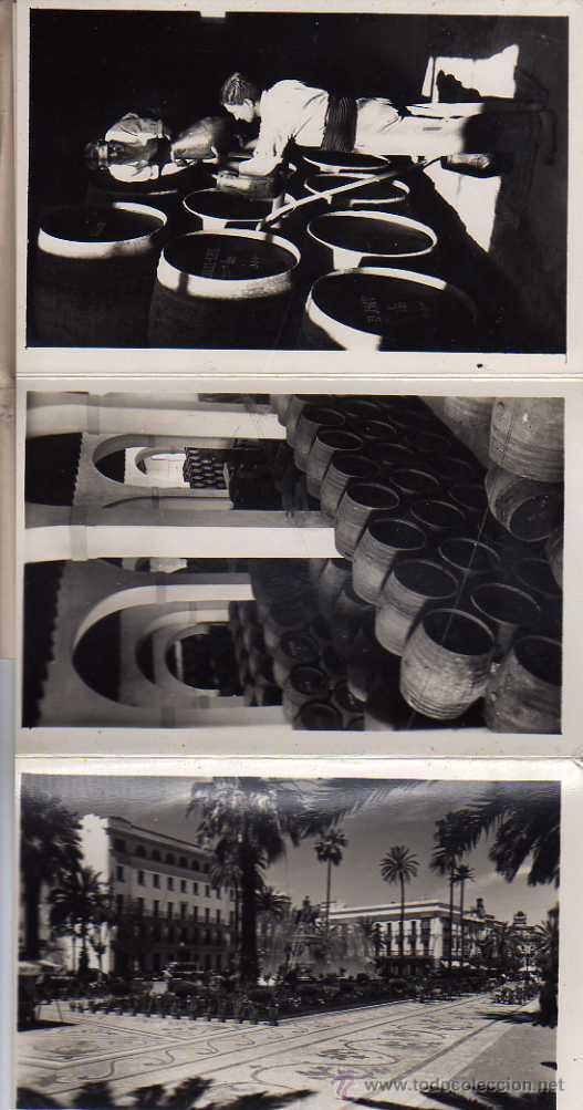 Postales: JÉREZ DE LA FRONTERA - ACORDEÓN DE 10 POSTALES - ED. PAPELERA JEREZANA - Foto 4 - 36363423