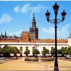 Postales: POSTAL SEVILLA - ALCAZAR. Lote 36548661