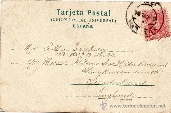 Postales: RIO TINTO, CO LD. CASA COLON, EDIT.PAPELERIA INGLESA - Foto 2 - 36558041