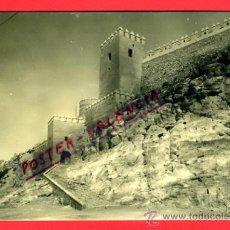 Postales: POSTAL ALMERIA, ENTRADA A LA ALCAZABA, P75315. Lote 36573330