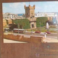 Postales: POSTAL CADIZ Nº 122 PUERTA DE TIERRA S/C A-288. Lote 36690146