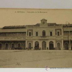 Postales: TRES POSTALES MUY ANTIGUAS DE SEVILLA. M. BARREIRO. . Lote 36709941