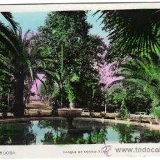 Postales: BONITA POSTAL - CORDOBA - PARQUE DE AGRICULTURA - L. ROISIN - FOTÓGRAFO. Lote 36737798