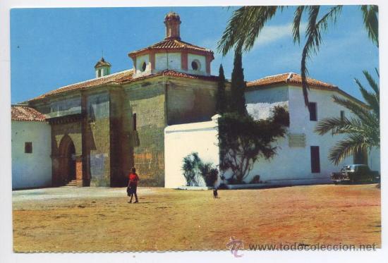 POSTAL HUELVA - MONASTERIO DE LA RÁBIDA - 1967 (Postales - España - Andalucia Moderna (desde 1.940))
